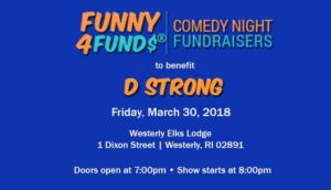 DSTRONG COMEDY NIGHT @ Westerly Elks Lodge | Westerly | Rhode Island | United States